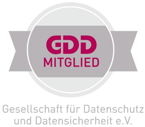 GDD Mitglied Logo