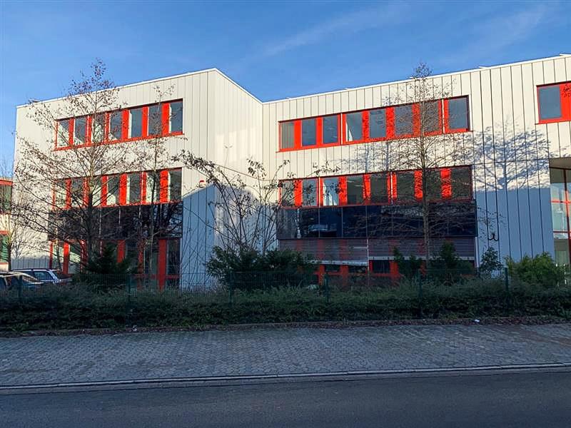 List + Lohr Bürogebäude Strandort in der Garvensstr. 4 in Hannover